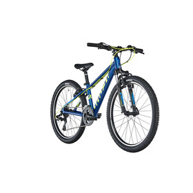"Ghost Kato 2.4 AL 24"" Childrens Bike blue/colourful"